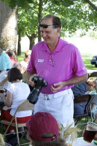 Stephen Joncus, USDCHS annual picnic 2014