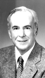 1980s Judge in suit
