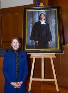 Magistrate Judge Janice Stewart. Photo courtesy of Stephen Joncus