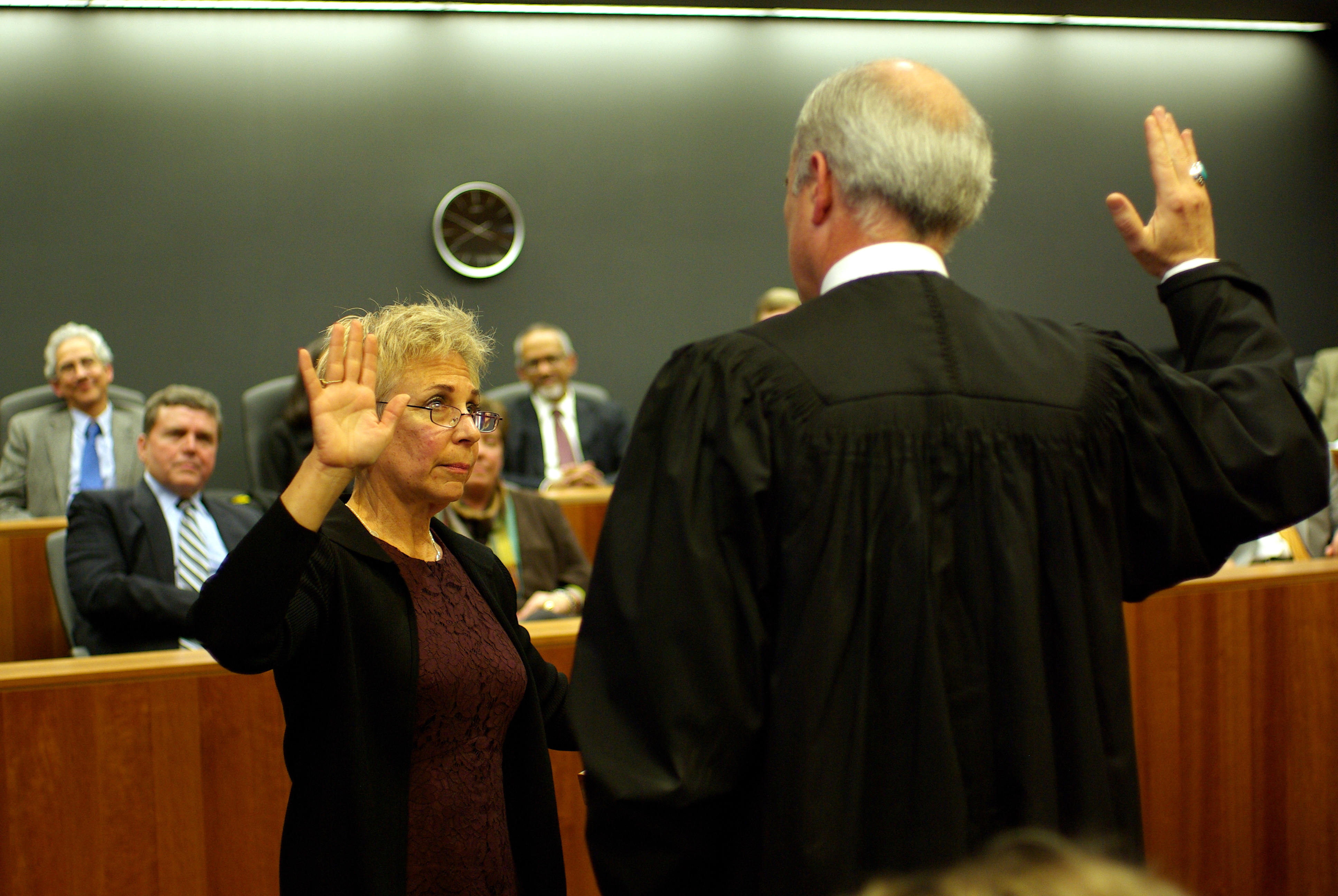 Magistrate Judge Jolie A. Russo: Investiture of Eugene's ...